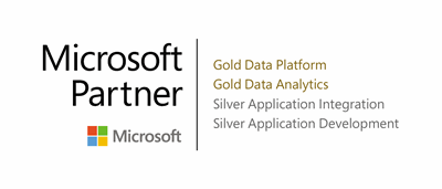 Data8 are a Microsoft Gold Partner